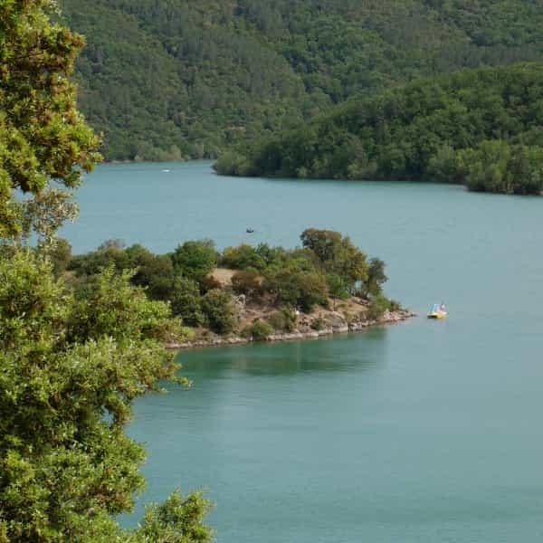 Okwide - Eco-beach Lac de St Cassien