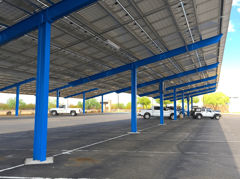 New CPS Energy community solar project lets customers buy stake in solar carports
