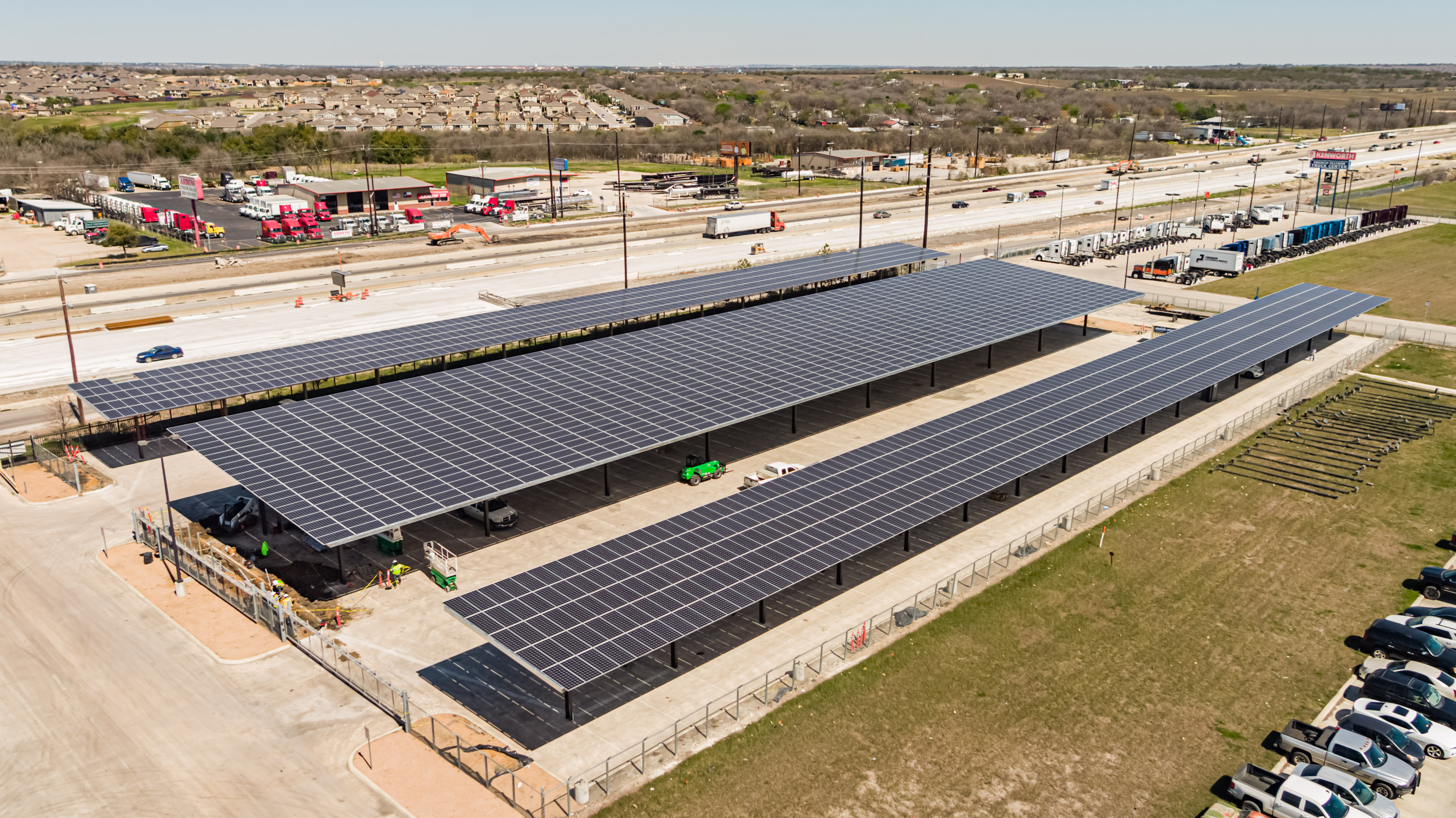 CPS Energy's next big initiative: solar-powered parking spots