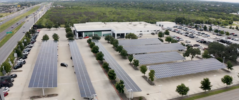 Cavender pours millions into solar energy