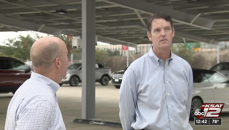 San Antonio solar company optimistic for future amid President Biden's goals for clean energy