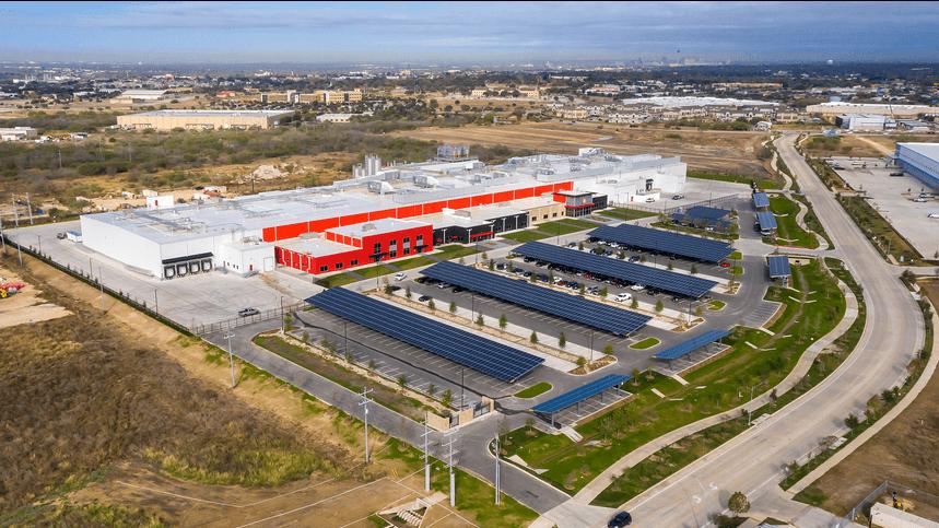 Cuisine Solutions Solar Carports