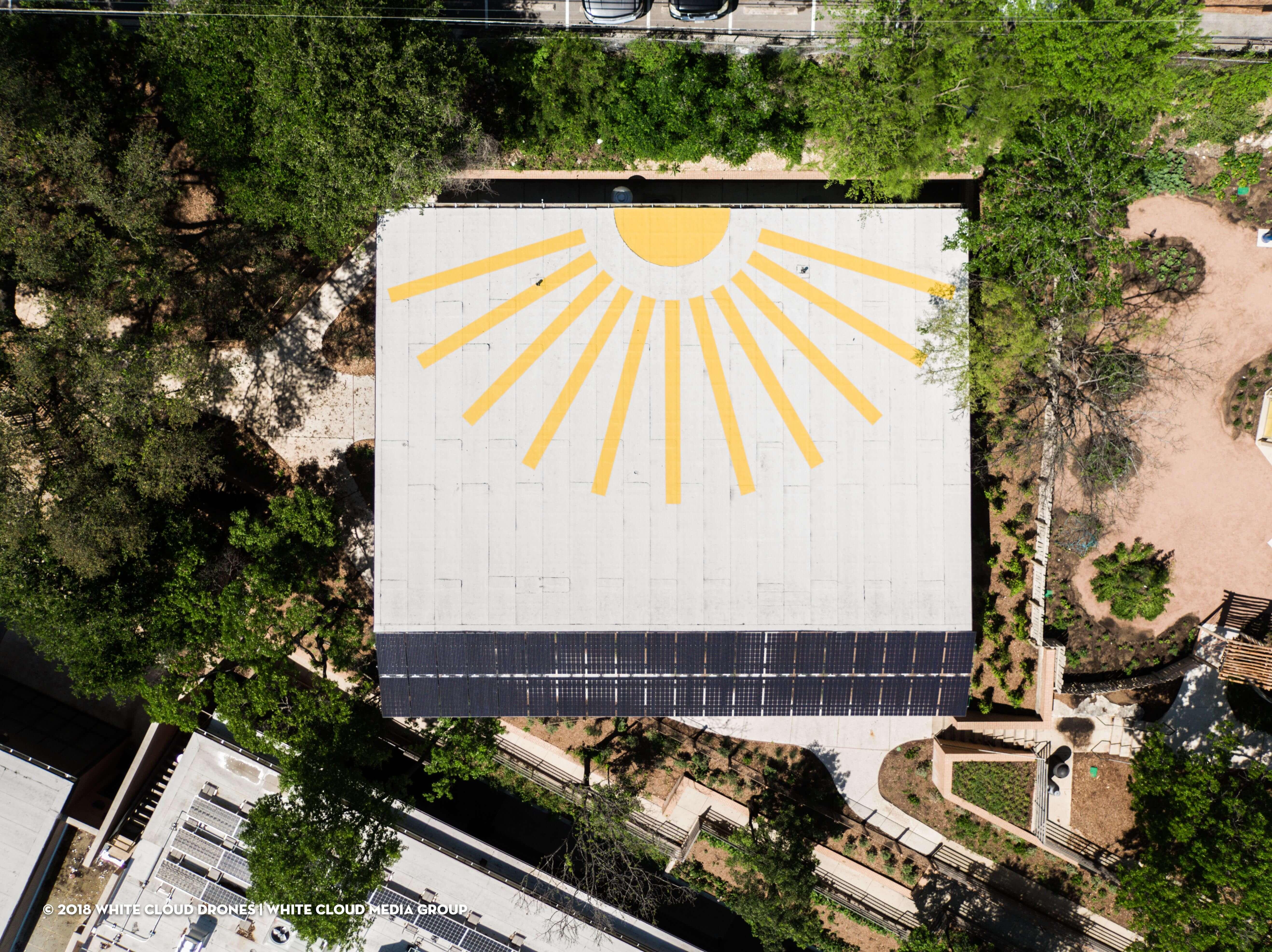San Antonio Zoo School Solar