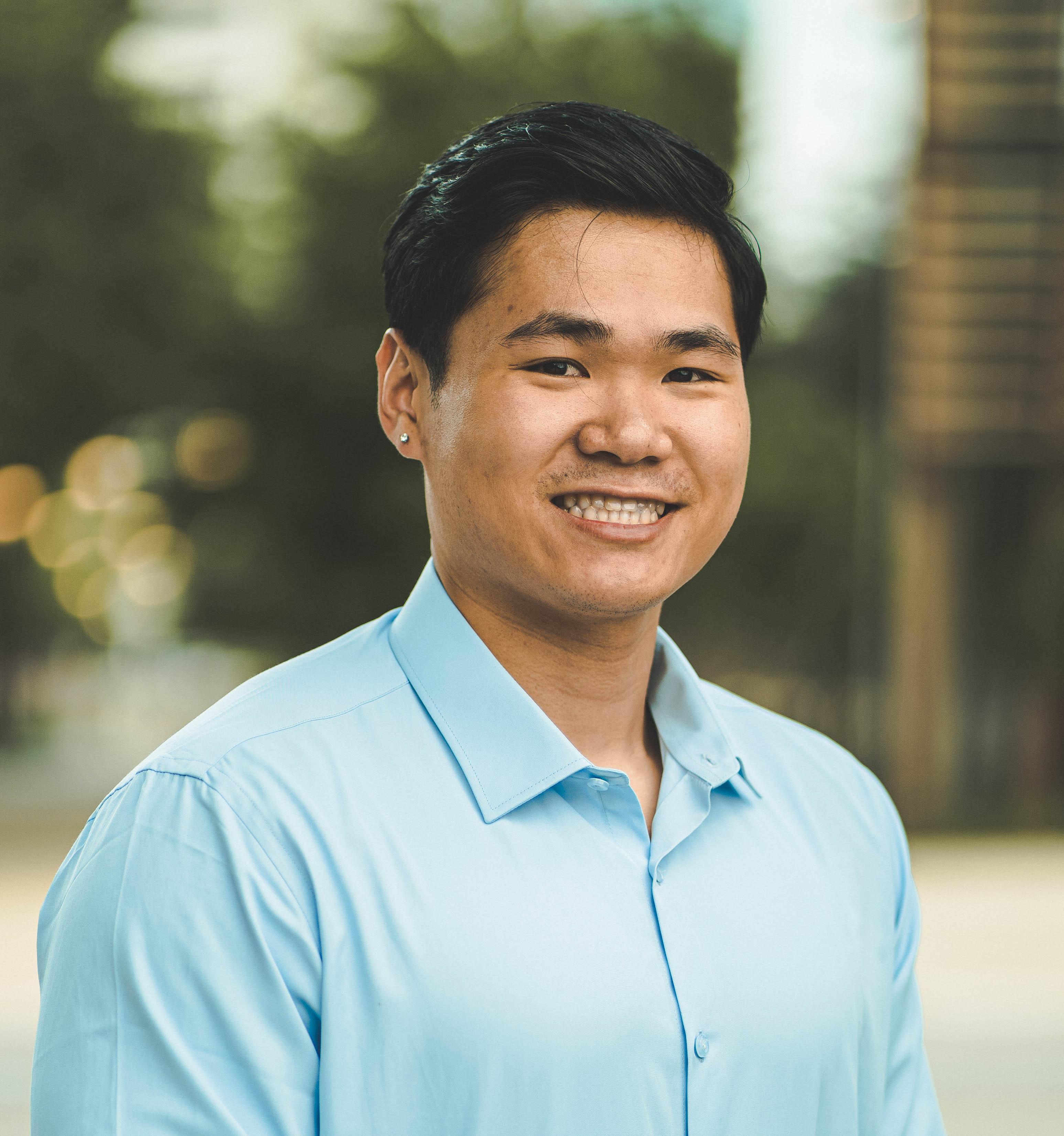 Raymond Hoong