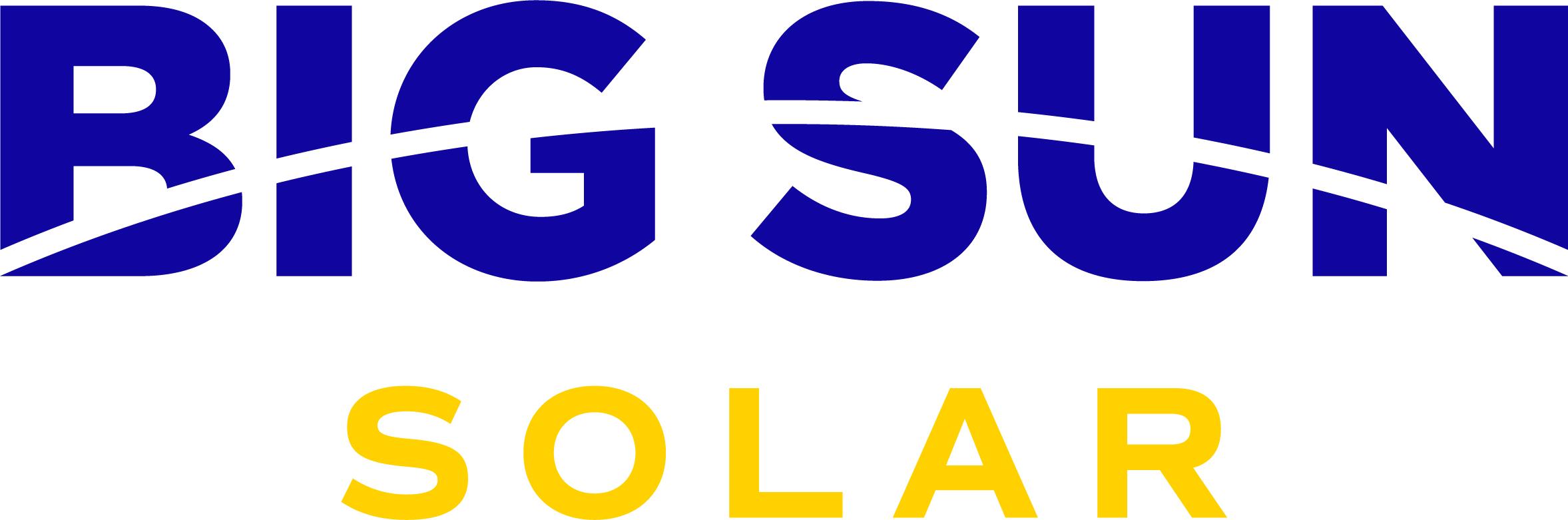 Big Sun White BG Logo
