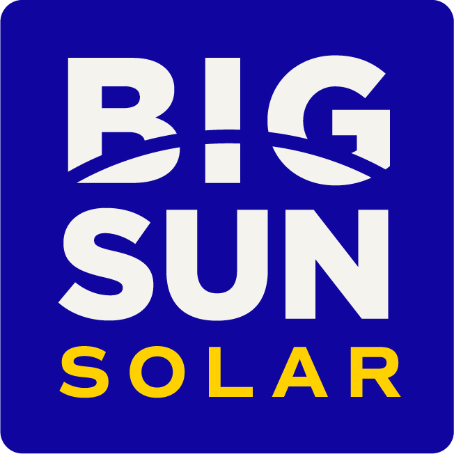 Big Sun Stacked Logo