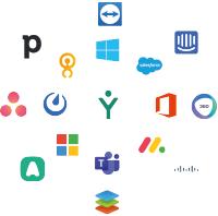 Youzer se connecte avec toutes vos applications