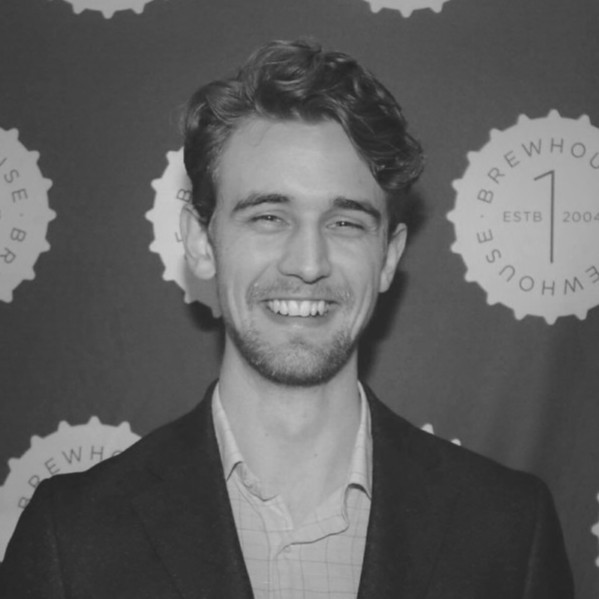 profile image of the co-founder of hooked foods tom johannson