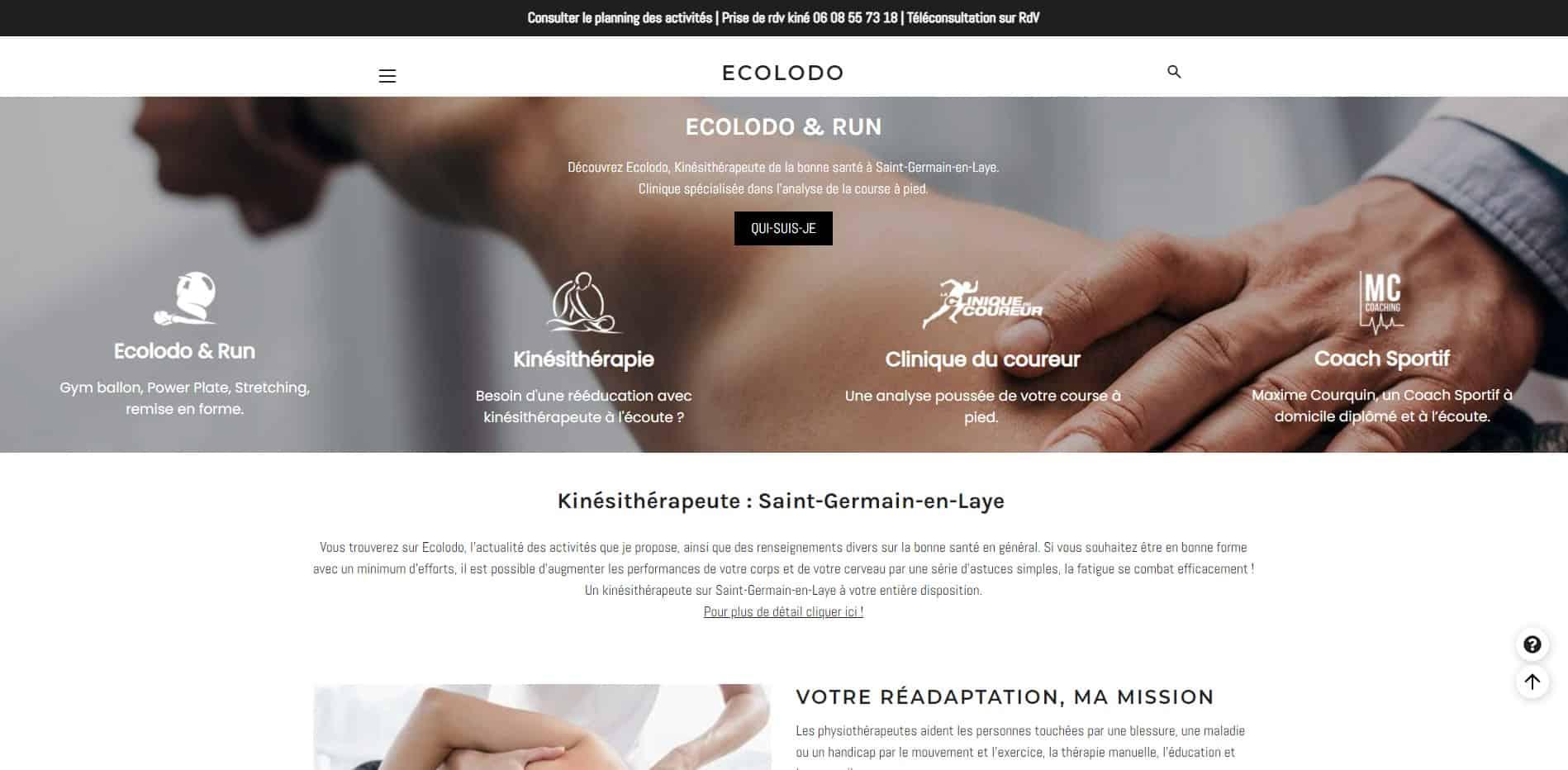 Site Vitrine - Shopify