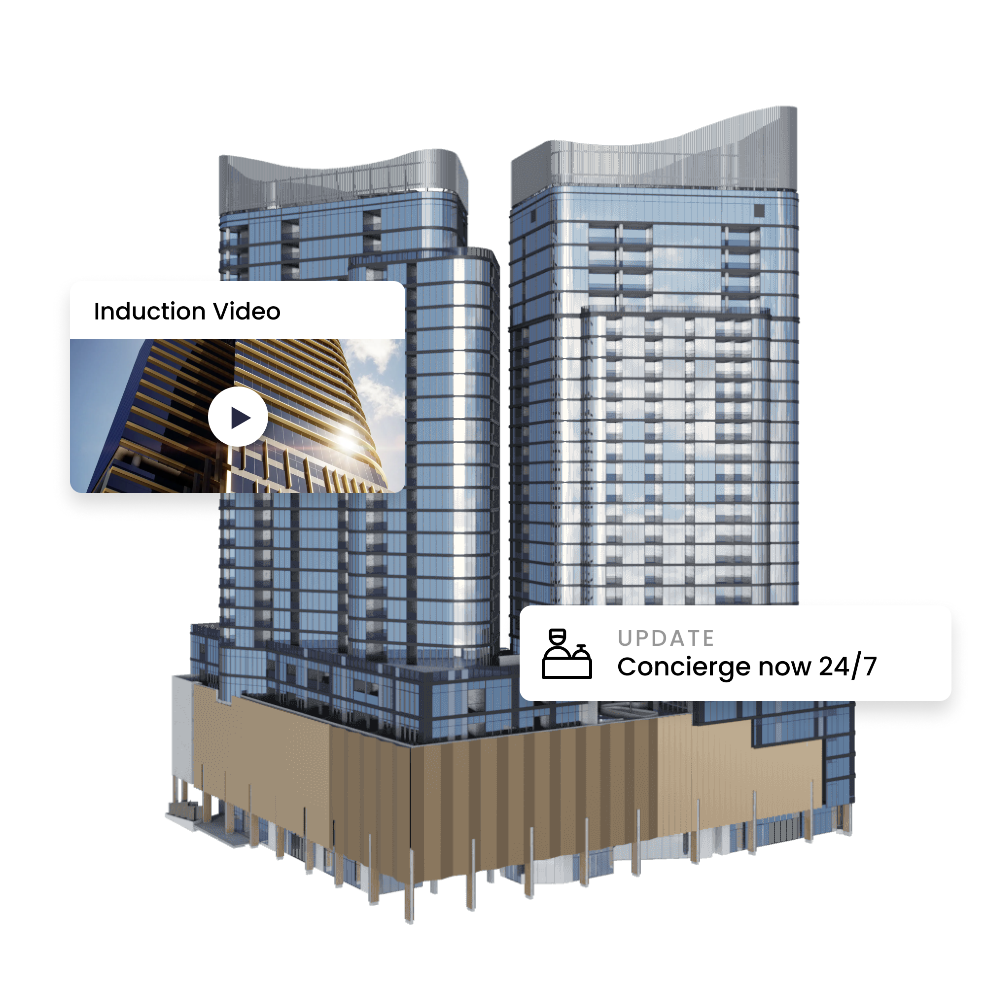 Property Management Graphic