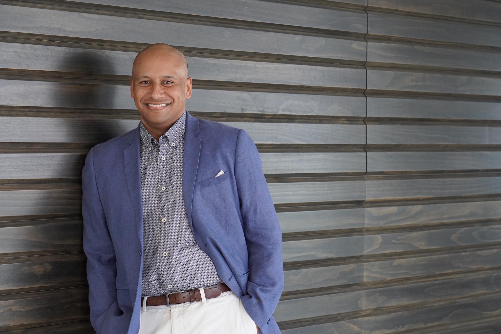 BlinkPay Chief Executive Officer Daniel Karehana