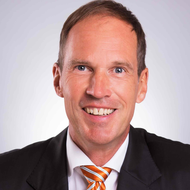 Andreas Schröder, leitender Geschäftsführer HSP GRUPPE