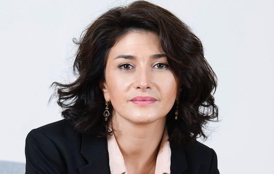 ID37 entrepreneur Salome Argvliani