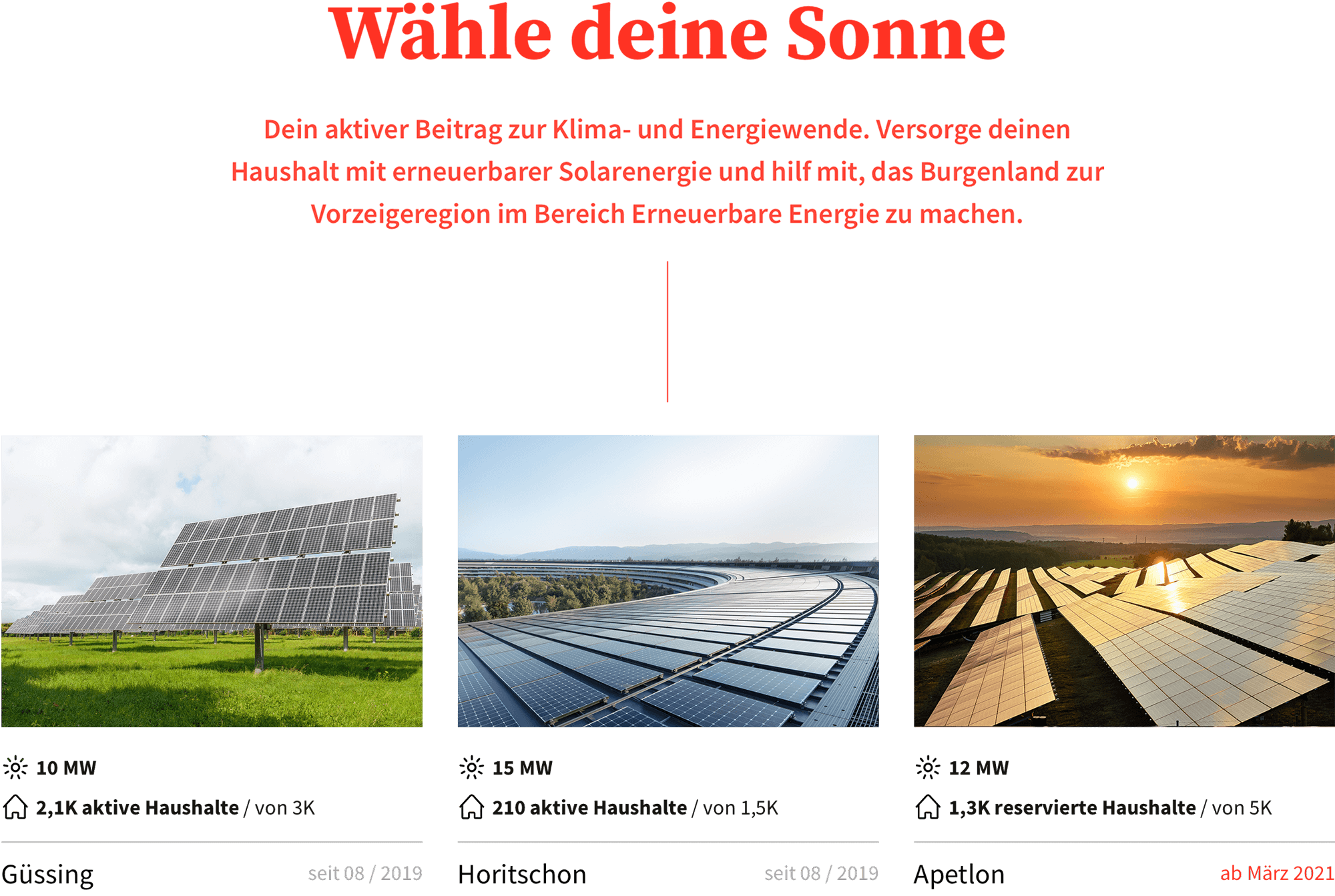 Enterpage of wunschhaus.at