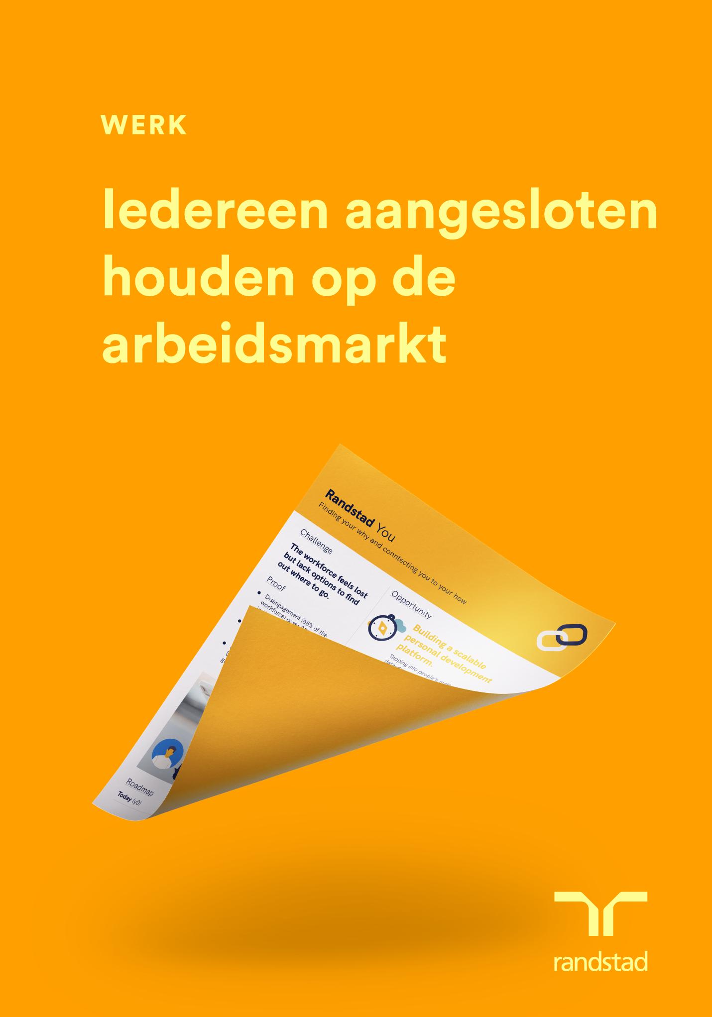 Project - Randstad - Een circulaire arbeidsmarkt