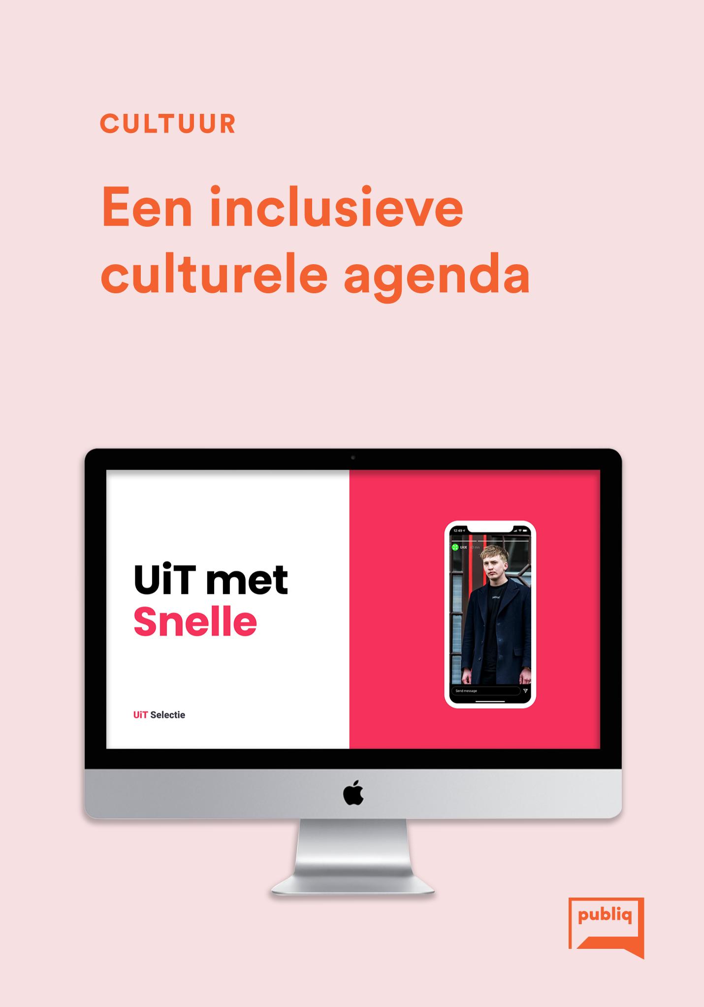 Project - Publiq - Een inclusieve culturele agenda