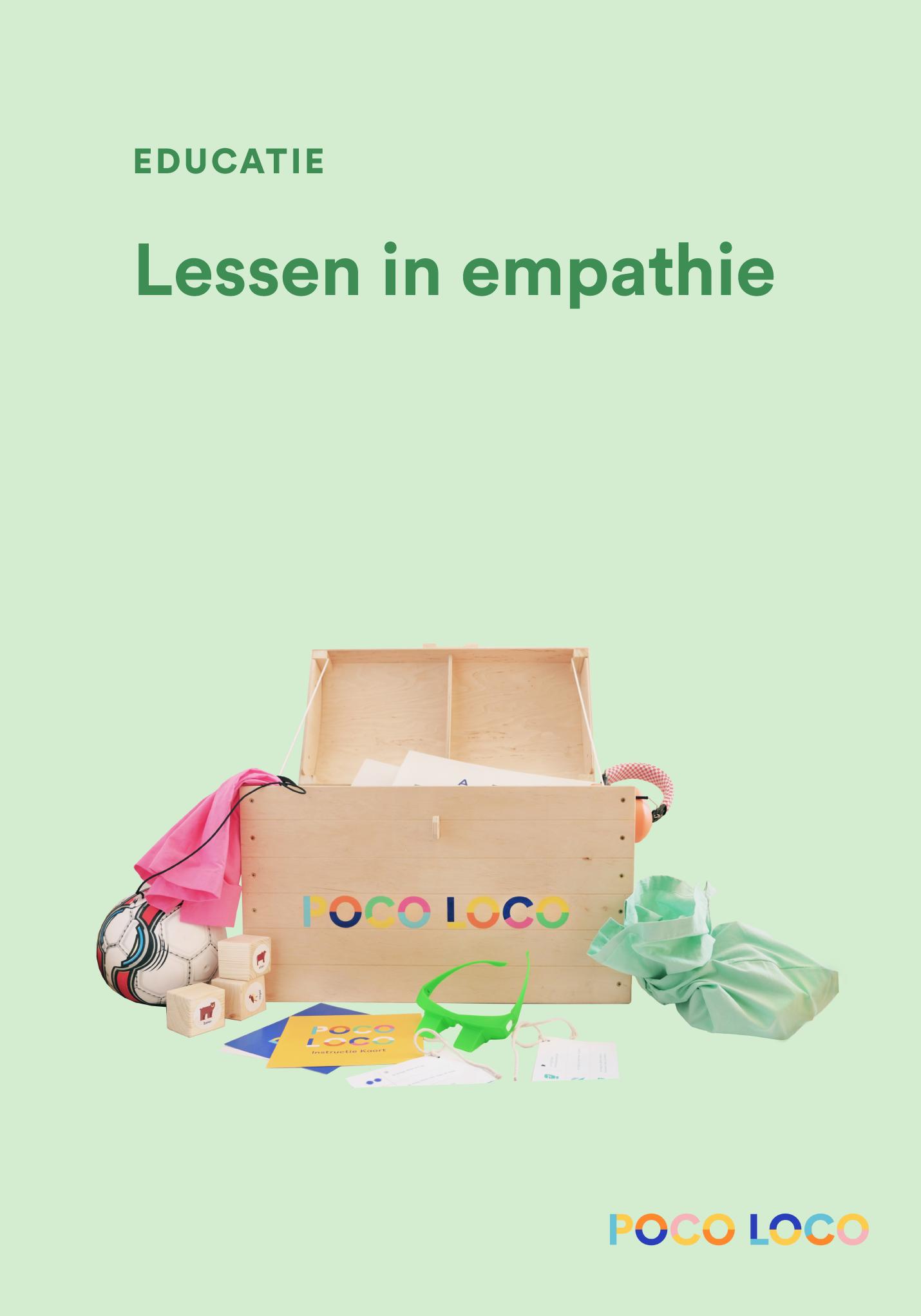 Project - Poco Loco - Lessen in empathie