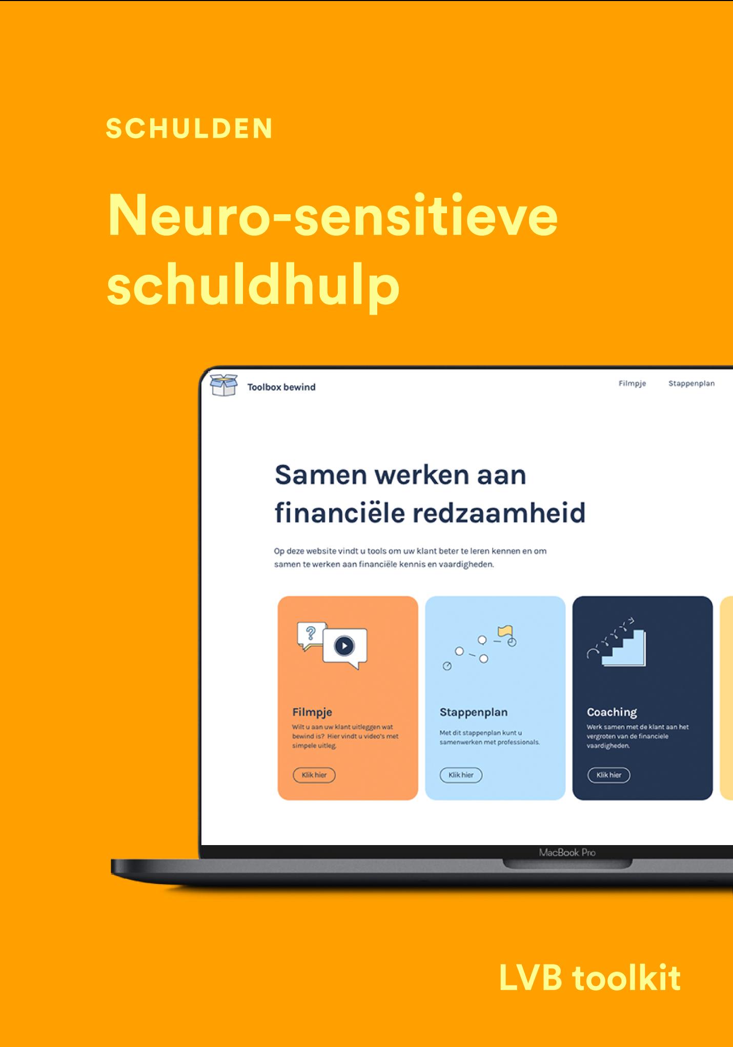 Project - LVB toolkit/HVA - Neuro-sensitieve schuldhulp