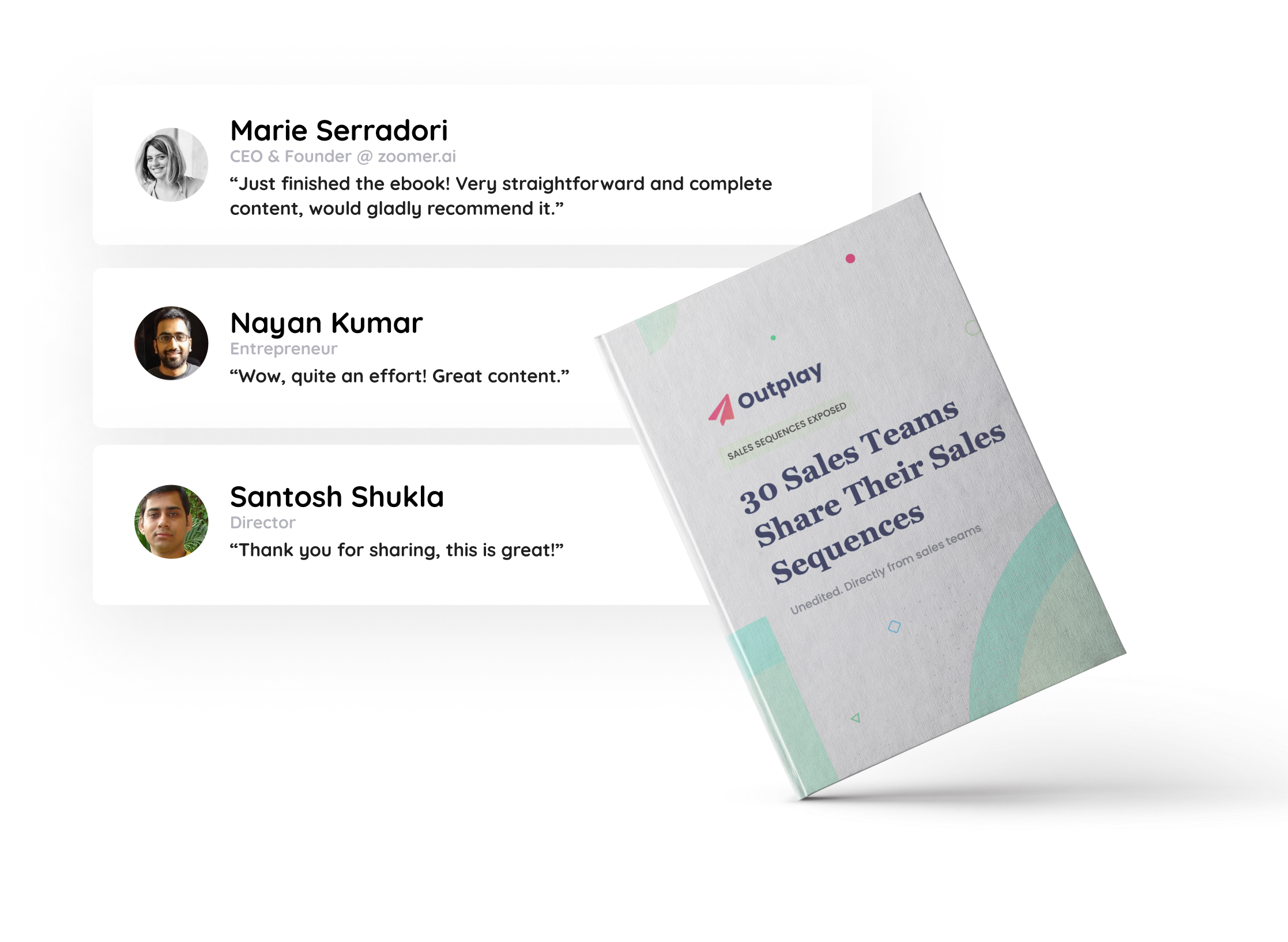 Outpay sales sequence eBook