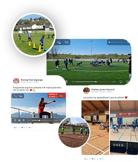 Screenshot App : partage de contenus