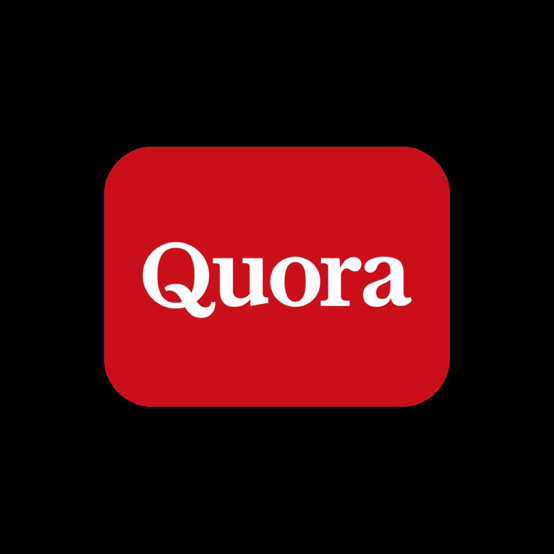 Quora logo to link Slik Photos Quora Community