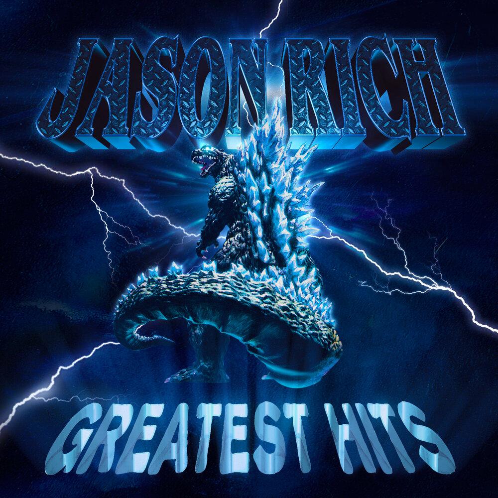 "Album artwork for Jason Rich - ""Greatest Hits"""