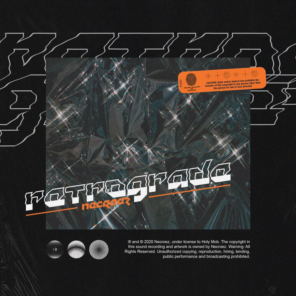 """Album artwork for Necroez - """"Retrograde"""""""