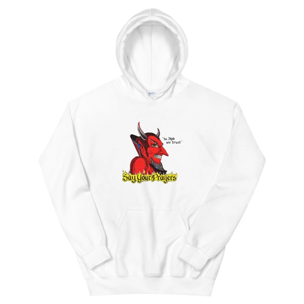 """""""In Mob We Trust"""" Hoodie Design for Holy Mob"""
