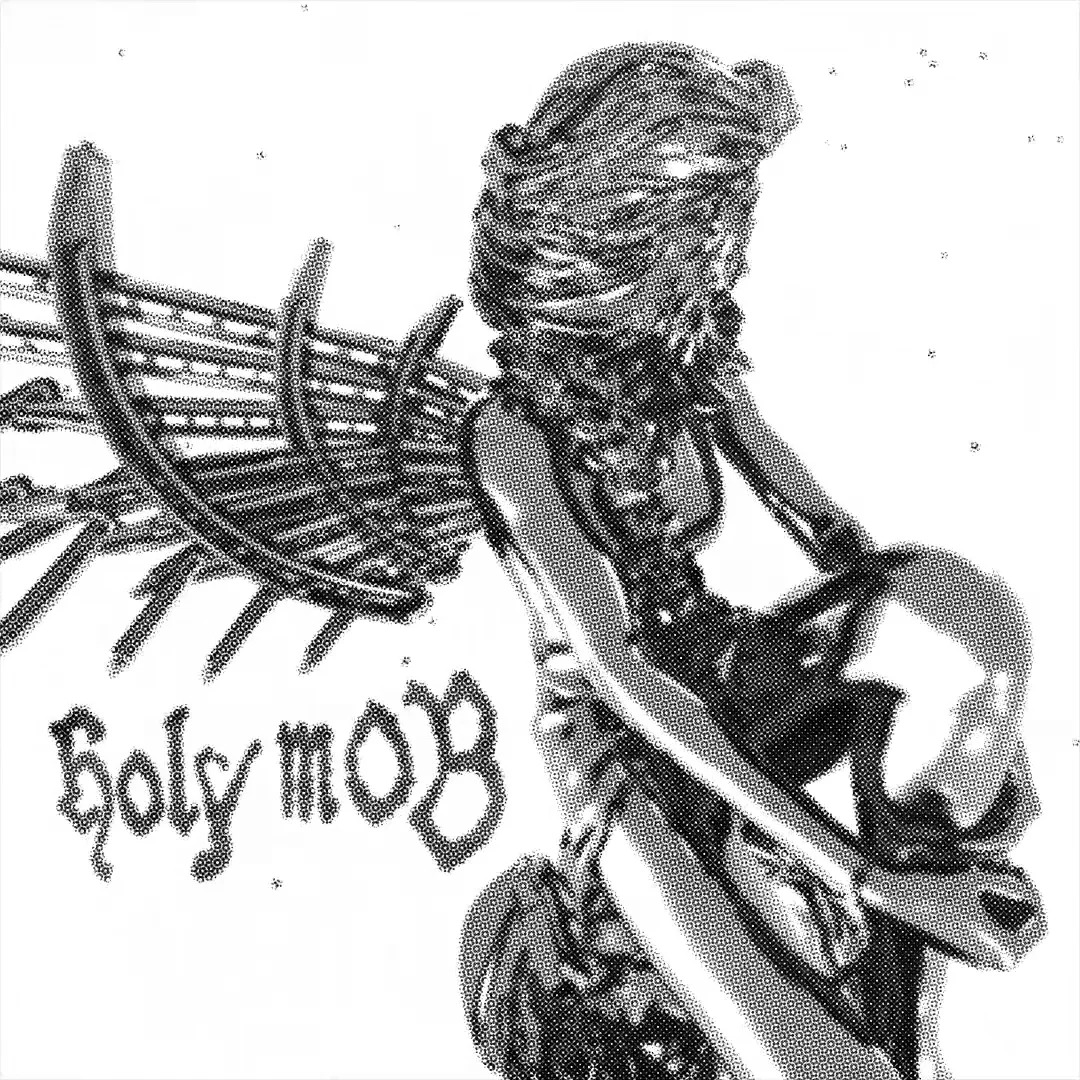 """Promo video for """"Holy Mob, Vol. 9"""""""