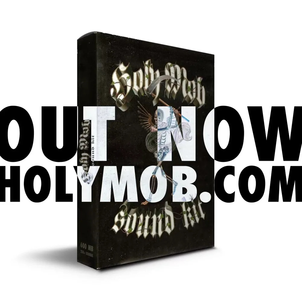 Promo video for the Holy Mob Sound Kit
