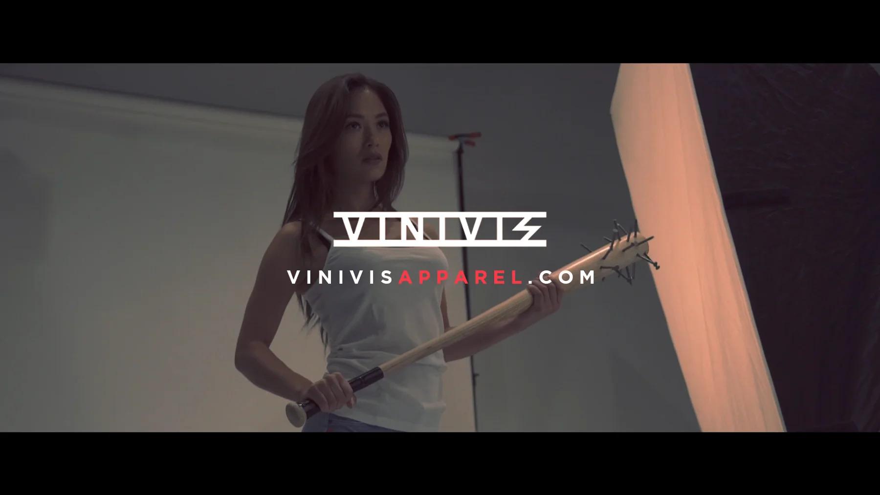 Behind-the-Scenes Teaser for Vinivis Apparel