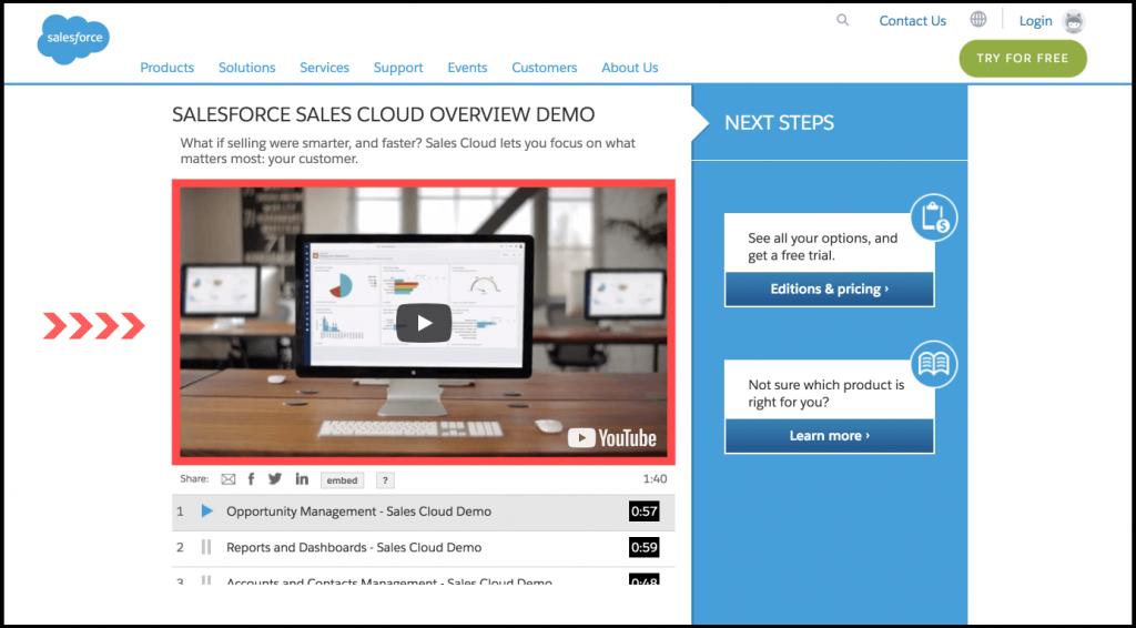 salesforce-studiotale-landingpage-video