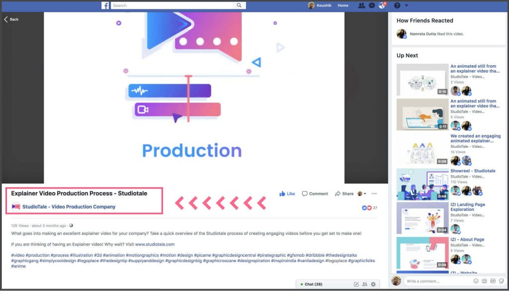 facebook-title-studiotale