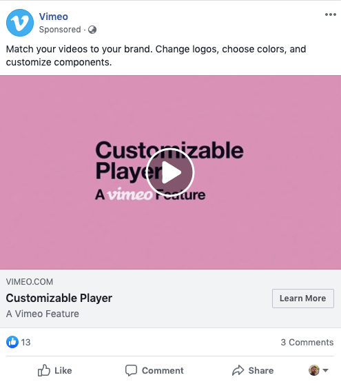 in-feed video ads