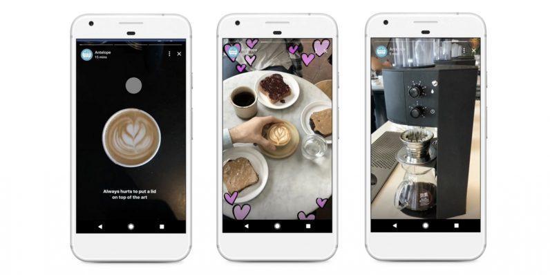 facebook & Messenger stories ads