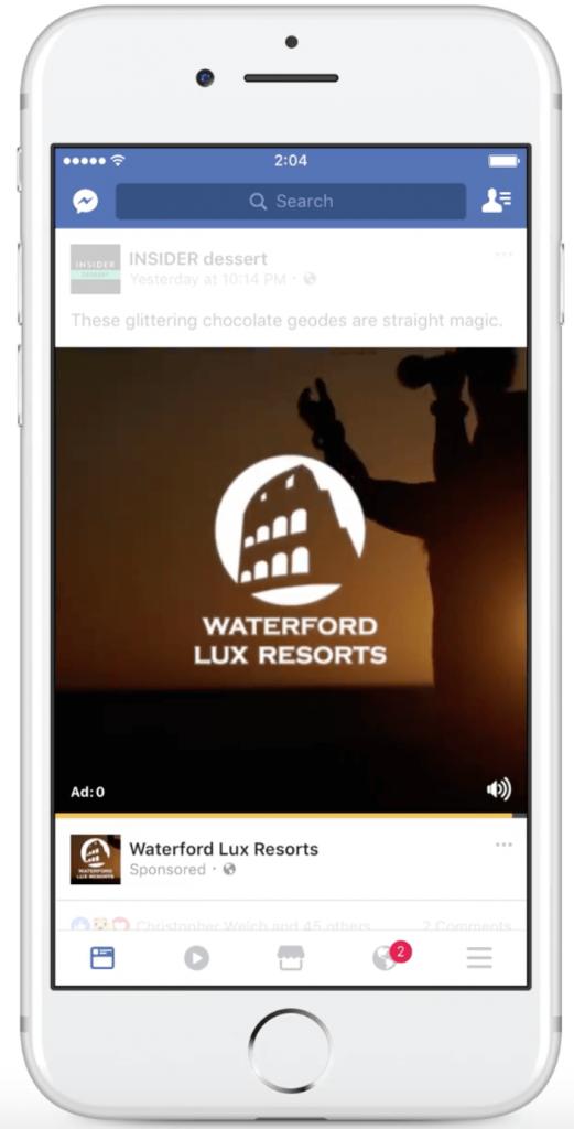 facebook in-stream video ads
