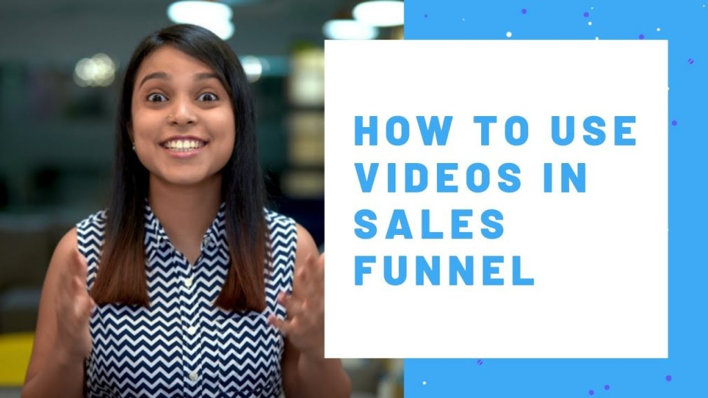 Studiotale's thumbnail for 'How to use videos in sales funnel'