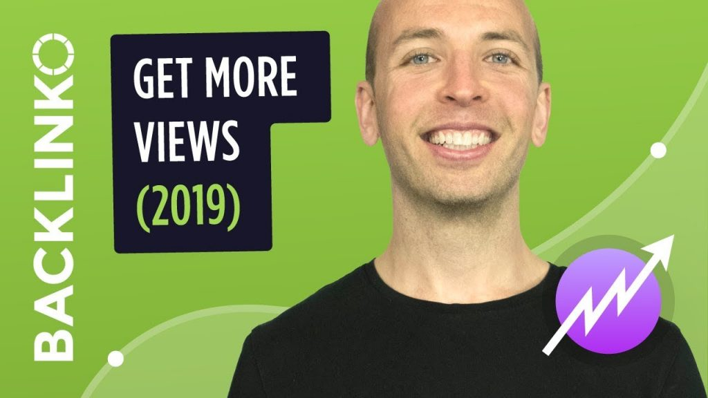 Brian Dean's thumbnail for the video 'How to get more views on youtube'