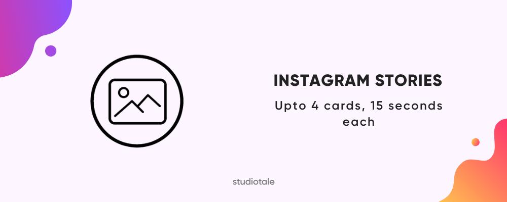 Instagram stories video length