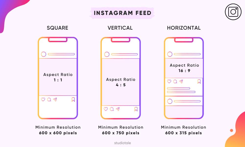 Instagram Feed Video Format