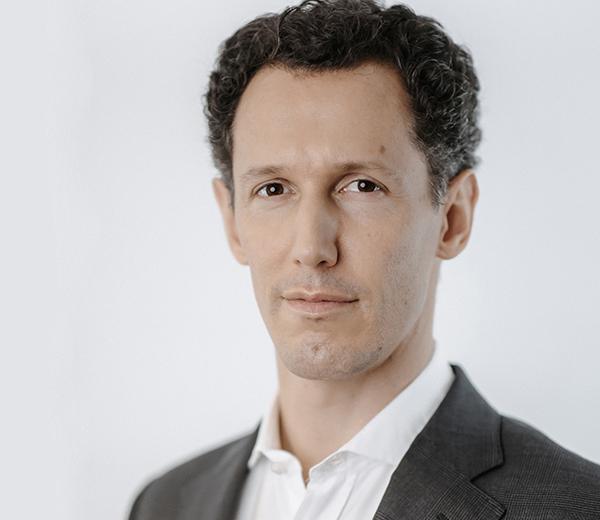 Portrait Wolfram Klingler
