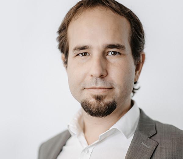 Portrait Michael Kometer