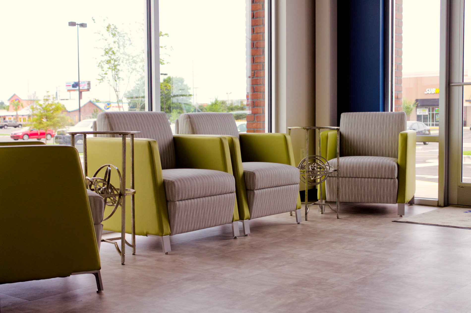Image of Louge Seating