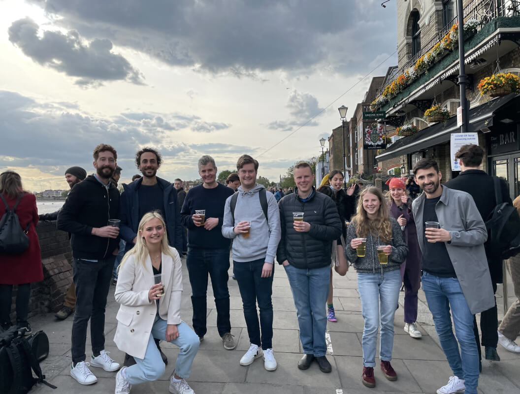 Comma Team outing