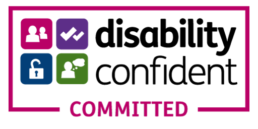 Disability Confident  Commited Badge