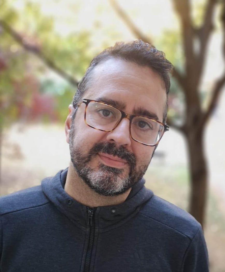 Andrés García, Co-founder and VP Sales of MOGU Platform.