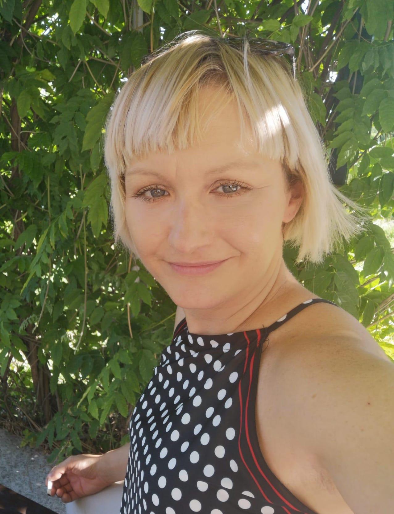 Iva Tomic, sales Manager of MOGU Platform.