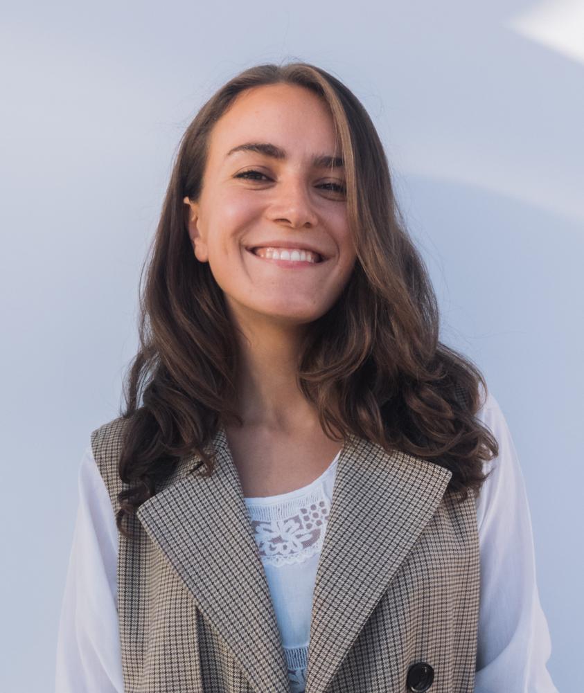 Sara Hernández, CEO of MOGU Platform.