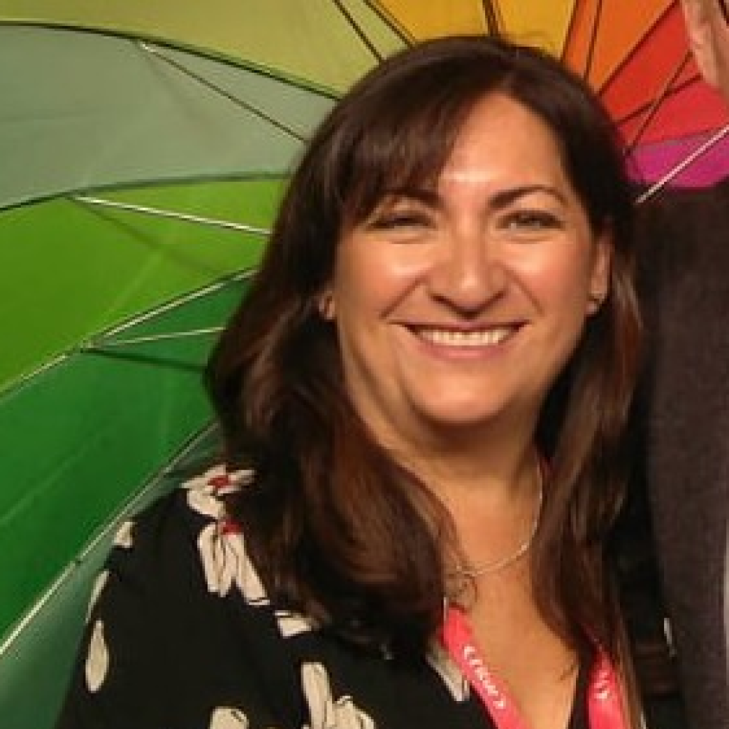Patricia Pantoja, advisor of MOGU Platform.