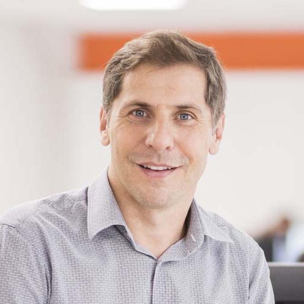 Dario Regattieri, investor and advisor of MOGU Platform.